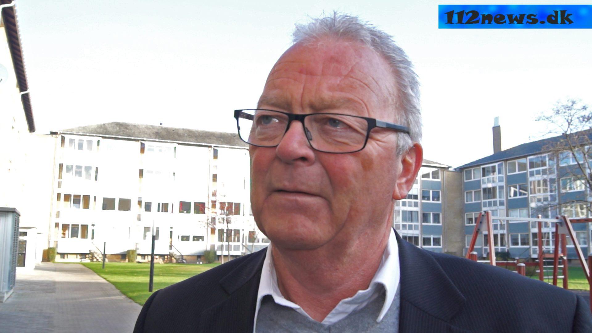 Ebbe Jens Ahlgren - Formand for Bolig Korsør