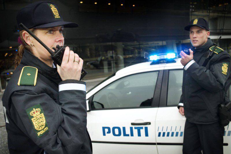 Arkiv foto. Politi.dk