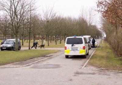 Stort politiopbud i Ringsted