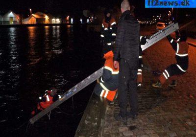 Brandfolk øver nye redningsteknikker efter drukneulykke