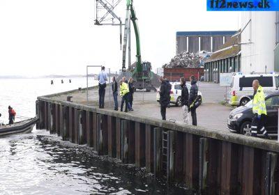 Savnet 65-årig Hossein fundet druknet i Korsør Havn.