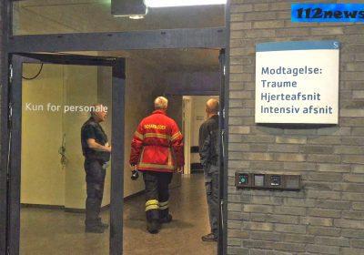 påsatte brande Slagelse, røglugt Slagelse Sygehus.