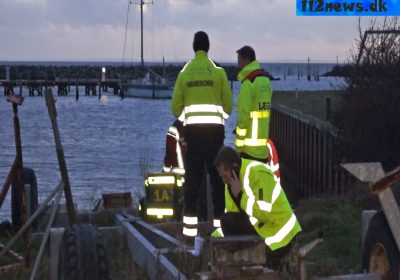 Savnet 53-årige fundet druknet i Korsør.