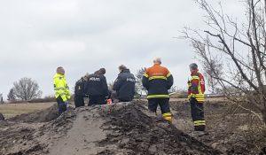 Kvinde fundet død i vandbassin ved Korsør Station.