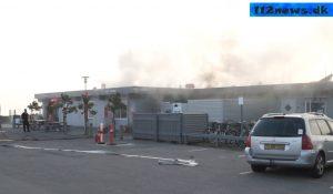 Voldsom brand i restaurant - Kok alvorligt forbrændt