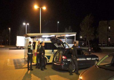 Politiet intensivere patruljering på Motalavej i Korsør