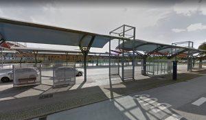 Dreng overfaldet på Slagelse busstation.