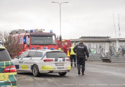Redningsaktion i Korsør men ofret var i Skælskør