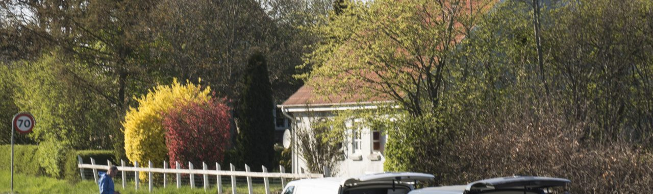 Mistænkelig brand - husets beboer sporløst forsvundet.