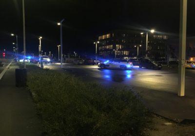 Væbnet fangeflugt fra psykiatrisk hospital i Slagelse