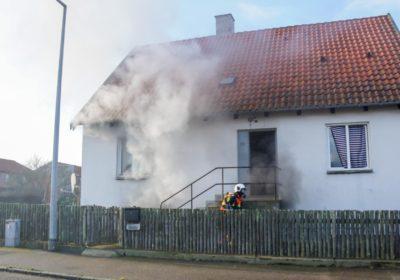 brand, påsat brand, hus, villa, remisevej korsør