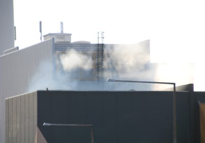 Brand i Affald Plus forbrændingsanlæg i Slagelse